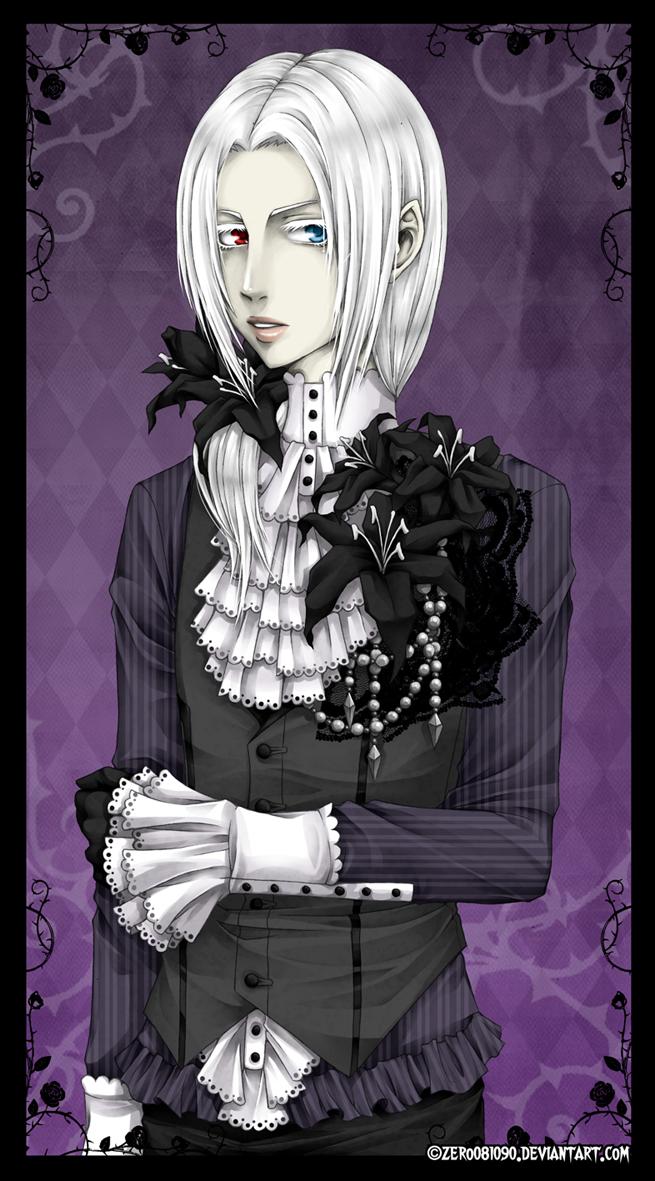 Jean-Louis: Black Lily by zero0810