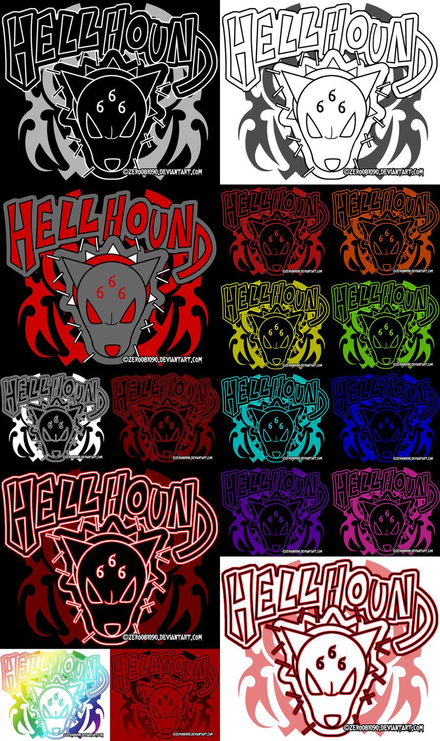 hellhound - variations by zero0810