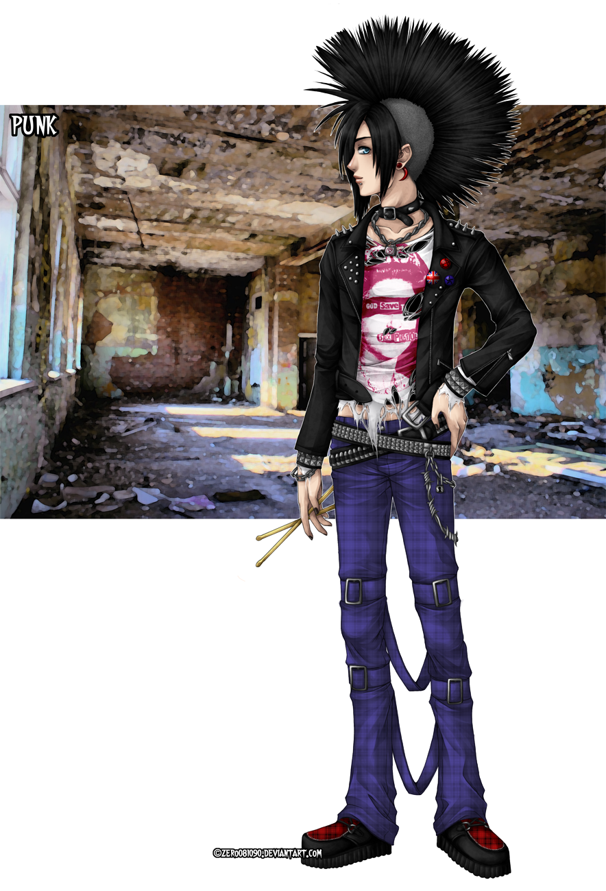 3. Punk by zero0810