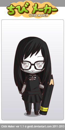 ID - ChibiMaker by zero0810