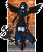 Crow Mistress by zero0810