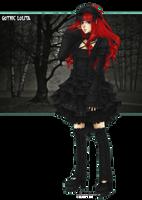 13. Gothic Lolita by zero0810