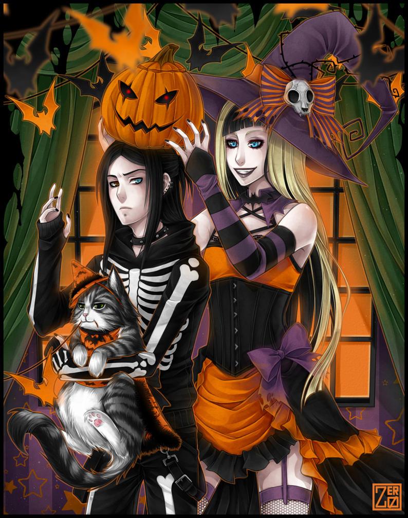 Halloween by zero0810