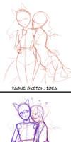 TINAT 01 - sketch + lineart