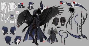 Wraith - ref sheet