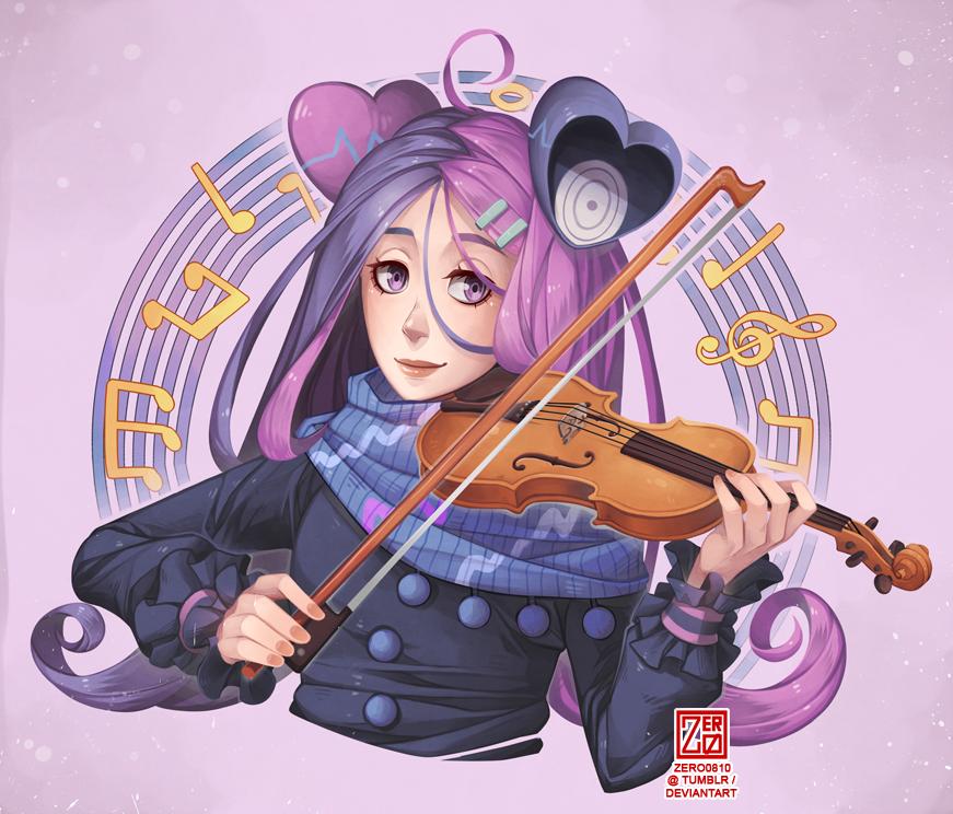 Raffle Prize - Nona by zero0810