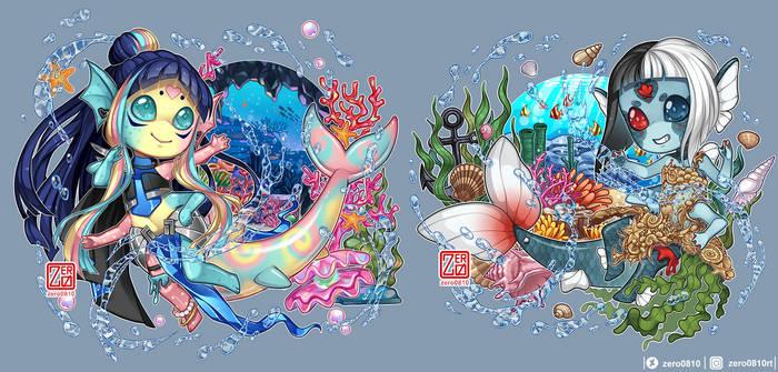 [C] Breathe Underwater