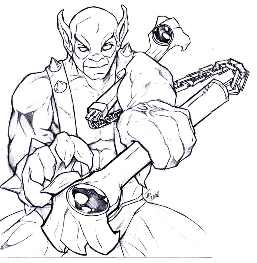 Thundercats panthro 39 by 806nextgen on deviantart for Coloring pages thundercats