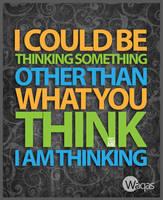 THINK by waqaskool