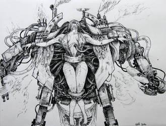 The Penitent Engine by kanovsky