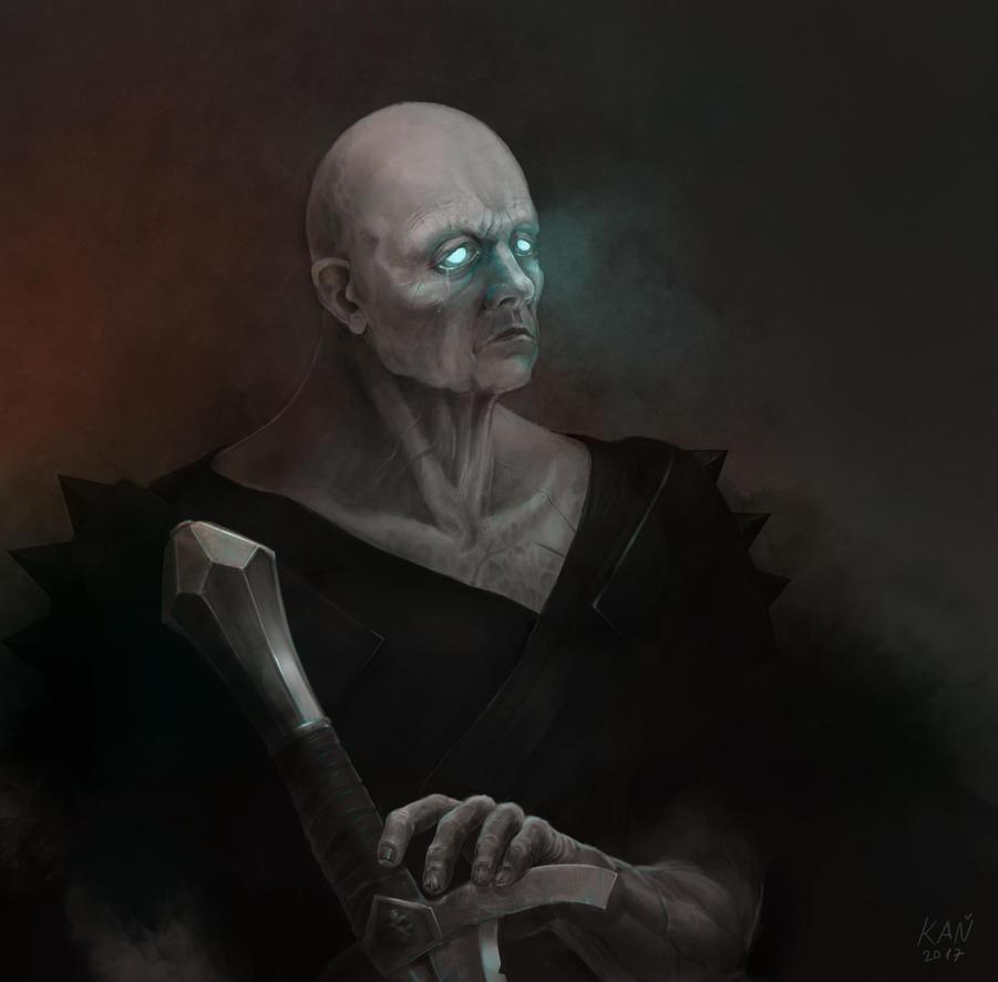 Death Knight by kanovsky