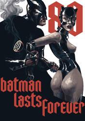 Batman 80 Anniversary