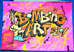 BombingArt 2010 by dadouX