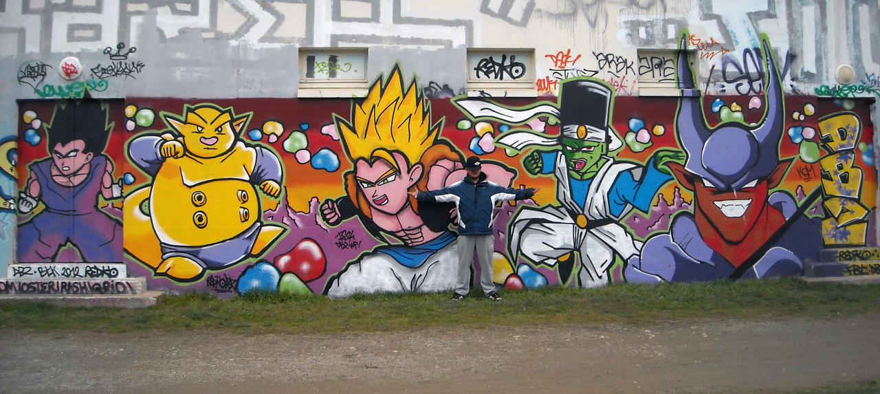 Final Photo DBZ By DadouX On DeviantArt