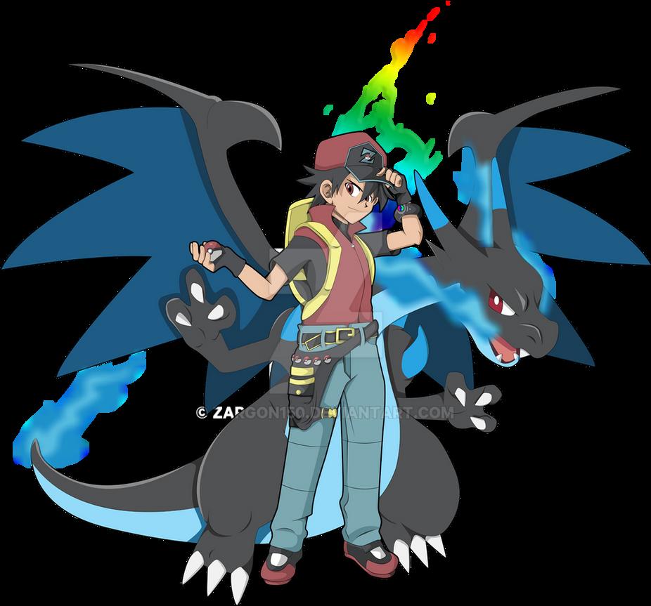 pokemon trainer zargon by zargon150 on deviantart