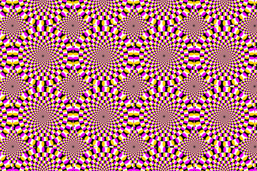 gallery for moving optical illusion wallpaper for desktop