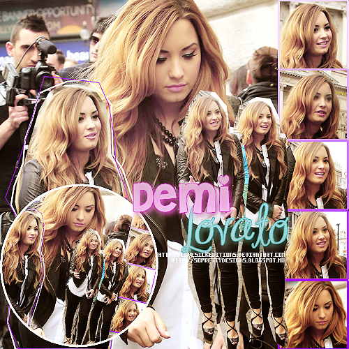 Blend de Demi Lovato by LovesickEditions