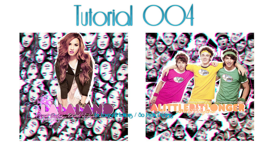 Tutorial OO4 by LovesickEditions