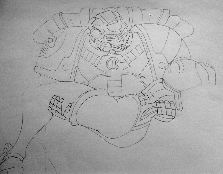 Bleeding Heart Sketch Bleeding Iron Heart Sketch by