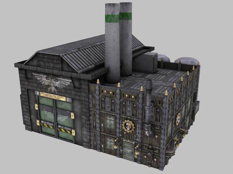Imperial Guard Manufactorum