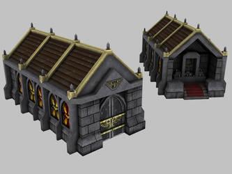 Imperial Guard Shrine