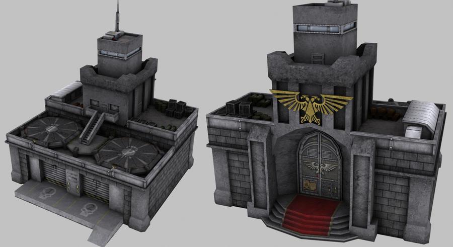 Imperial Departmento Munitorum by BoomerangPython