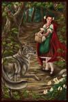 Fairy Tale II Red Riding Hood