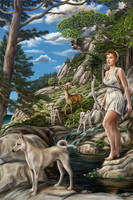Artemis by MBoulad