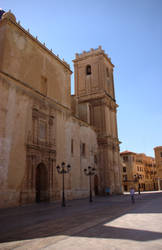 Torre principal de Santa Maria