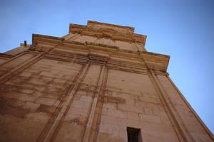 Picado torre de Santa Maria