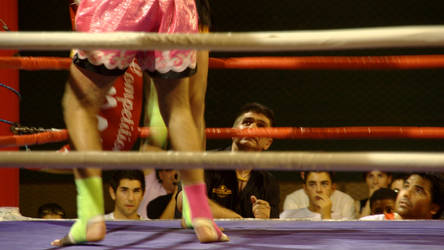 Kick Boxing - Foto 3 by Inagotable