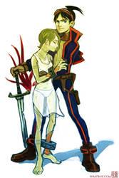 Ryu and Nina BoFV