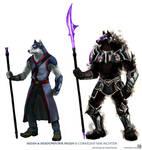 Meian and Shadowform