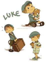 Luke by wredwrat