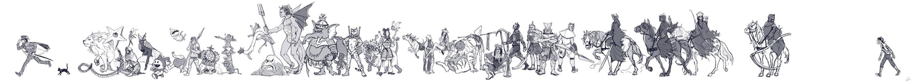 Megaten Demon Parade