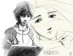 Rahxephon: Ayato the Artist