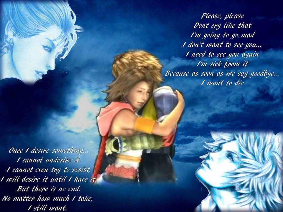 Yuna And Tidus By Mlight8383 On Deviantart