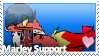 Marley support stamp ver.3 by kastu-ney