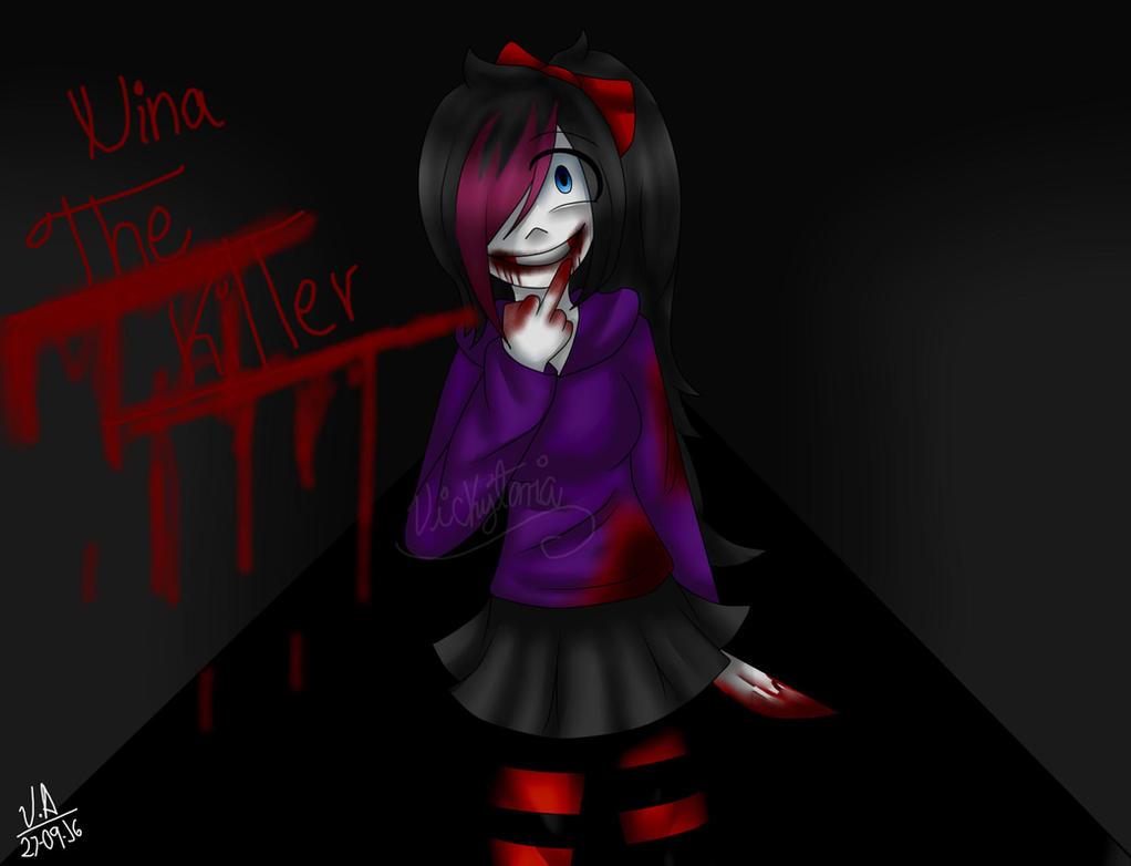 Nina The Killer Remake by vickytoria840 on DeviantArt