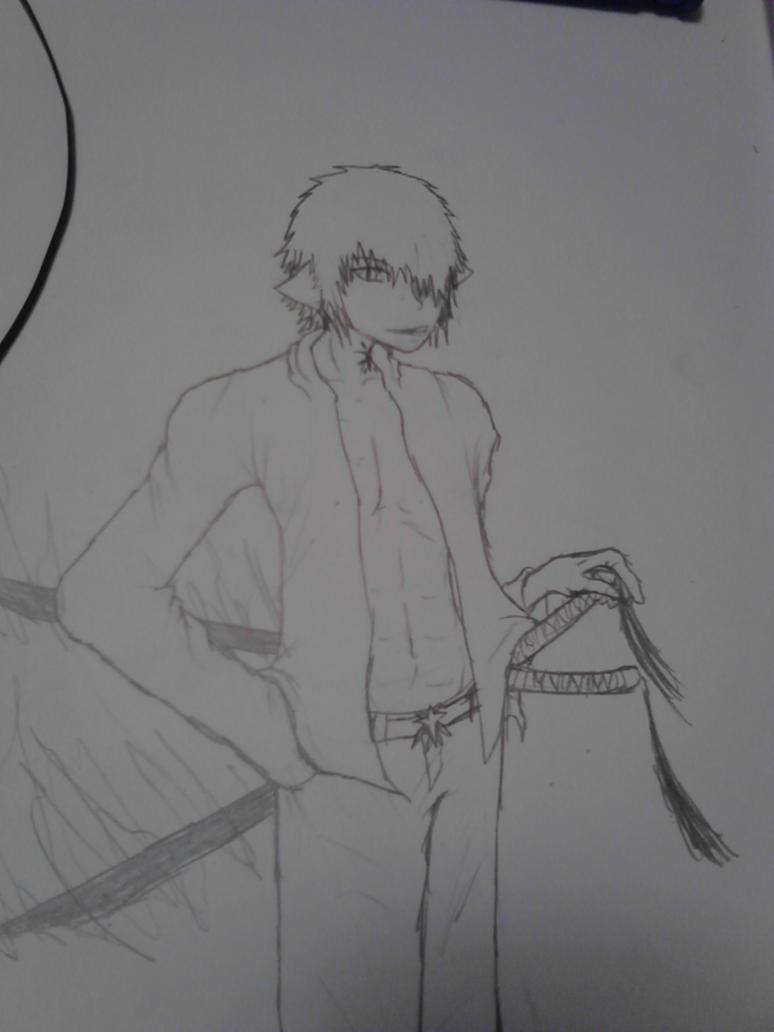 FOR RASHIROU! by omidog06