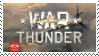 War Thunder Stamp by Minule