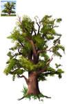 Learn Digital Painting - Tree