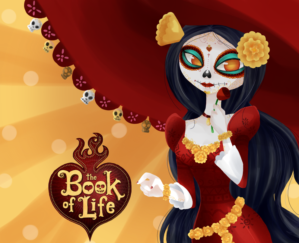 book of life hentai
