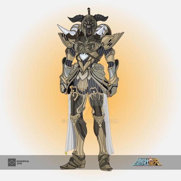 Aries mu-Saint Seiya Legend of Sanctuary by iip82 on DeviantArt