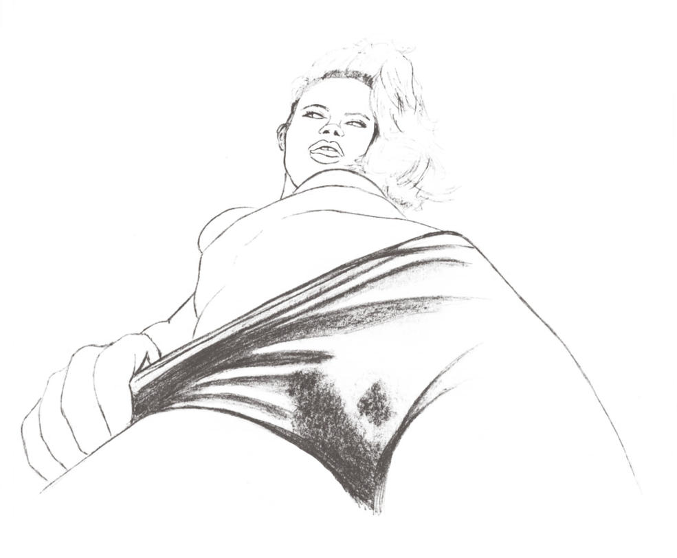 Emma Version Noir Et Blanc by otalon12