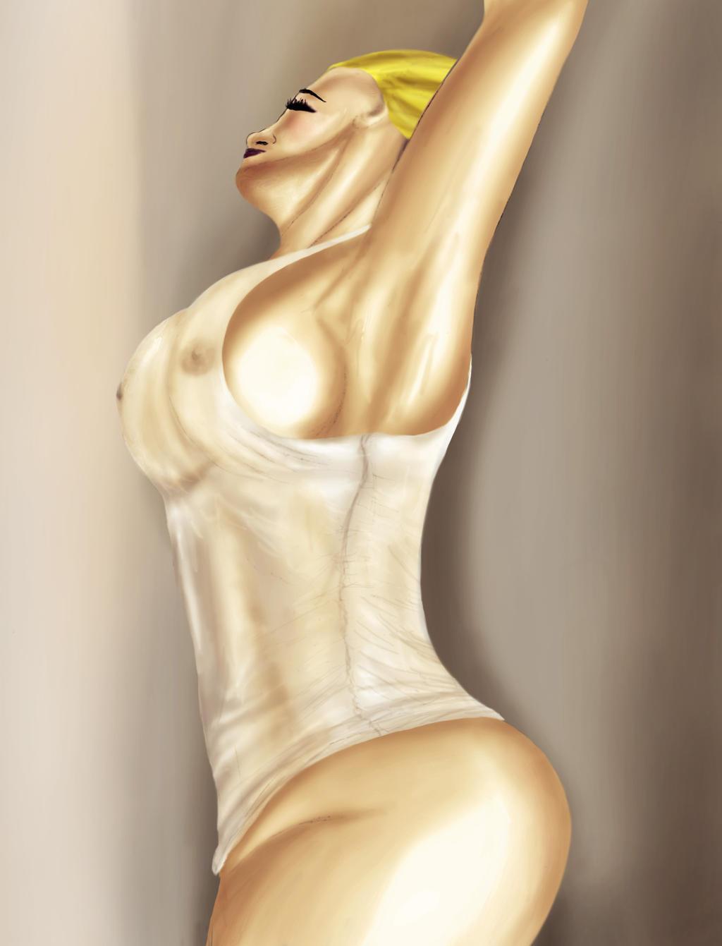 Alexandra sexy by otalon12