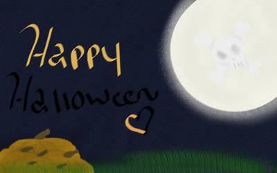 Happy Halloween~ by X-Mi-Mi-X