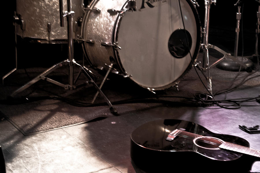 Guitar And Drums Wallpaper Drums And Guitar by