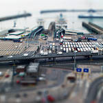 Toy Docks II - Tilt Shift by Fleischparade