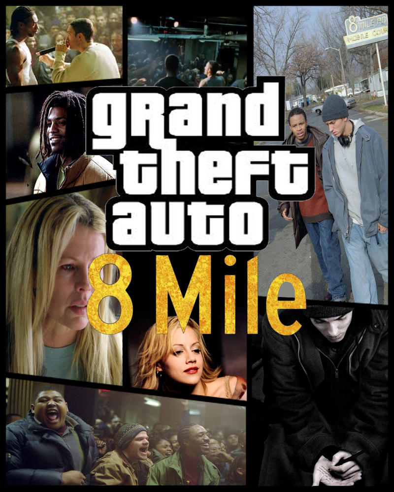 Grand theft auto 8 mile by ragerex on deviantart for Legend motors east 8 mile